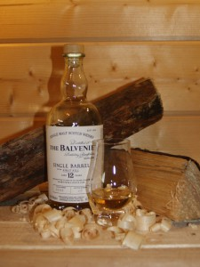 Balvenie 12 Single Barrel (Originalabfüllung, Cask Number 3233)