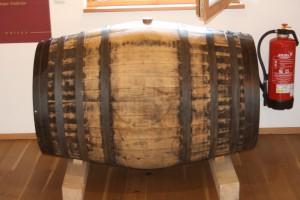 Ex-Sherryfässer aus Jerez werden bei Slyrs zum Nachreifen verwendet
