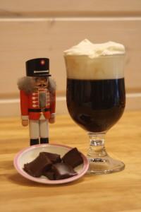 Irish Coffee und Whisky-Schoko-Fudge stimmen auf die Weihnachtszeit ein