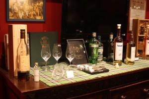 Für Jürgen Stark ist der Whisky-Snifter das Glas der Wahl.