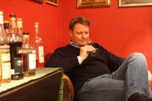 Mit der Whisky Lounge hat Jürgen Stark seine Leidenschaft zum Beruf gemacht.