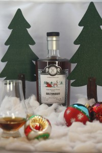 Miltonduff 1998 - Christmas 2015 (Malts of Scotland)