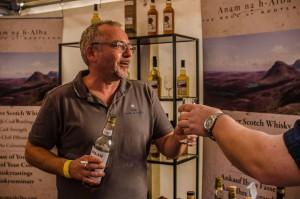 "Bei der ""Just Whisky Oberhausen"" ist der Name Programm. Foto: (c) T. Skowronek"