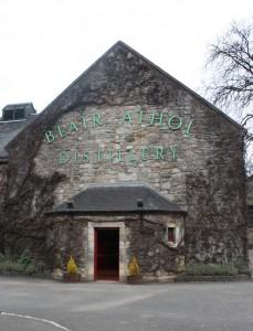 Die Blair Athol Distillery in Pitlochry wurde 1798 gegründet.