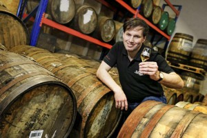 """Gute Kontakte nach Schottland und ein Spürsinn für außergewöhnliche Whiskys sind der Grundstein für Thomas Ewers` Label """"Malts of Scotland"""". Foto: (c) T. Ewers"""