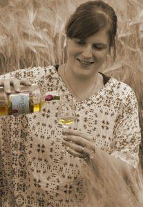 Irland ist für Mareike Spitzer ein Stück Heimat, bei dem alles passt: Land, Leute und natürlich Whiskey. Foto: (c) M. Spitzer