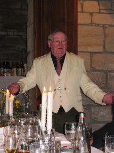 Als passionierter Whiskyliebhaber war Bill Miller ein bedeutender und engagierter Botschafter des Single Malt in Deutschland. Foto: (c) M. Miller