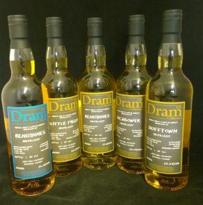 Mit dem zehnjährigen Jubiläum gönnen sich die C&S Dram Bottlings ein neues Erscheinungsbild. Foto: (c) A. Caminneci