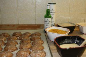 Lange hat Josef Kraus getüftelt, um seine Whisky-Lebkuchen zu verfeinern.