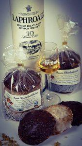 Ein vorweihnachtlicher Genuss für Whiskyliebhaber. Foto: (c) Bäckerei Kraus