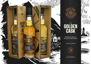 """Als Exklusivimporteur und Markenbotschafter vertritt Michael Reckhard die """"The Golden Cask""""-Serie in Deutschland. Foto: (c) mr.whisky"""