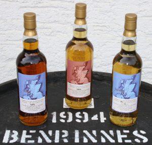 """Die """"Spirit of Caledonia""""-Abfüllungen werden vor allem über Fassanteile vermarktet. Foto: (c) mr.whisky"""