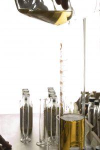 Die Suche nach dem idealen Blending-Rezept ist ein langwieriger Prozess. Foto: (c) Compass Box