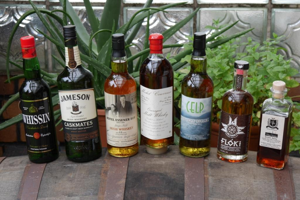 Genießen für einen guten Zweck: Das Benefiz-Whiskytasting ...